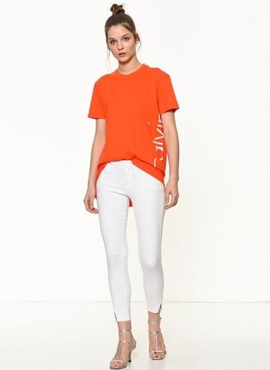 Calvin Klein Jean Pantolon | Skinny Beyaz